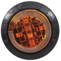 Maxxima / Panor - M09410Y - Clearance Marker, Round, Amber