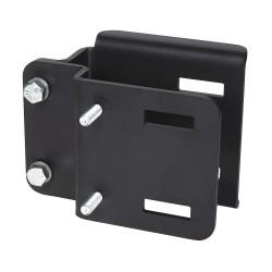 Gamber-Johnson - 7160-0418 - Gamber-Johnson Mounting Bracket - Steel - Black