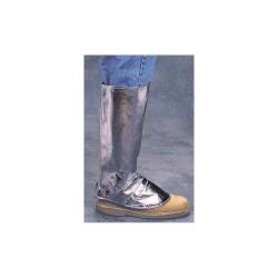 Steel Grip - AC11 395-16M - 16 Aluminized Carbon Kevlar Leggings, L