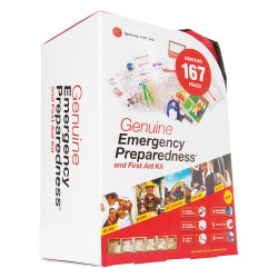Tender - 9999-2201 - First Aid Kit, Fabric, 167 Components