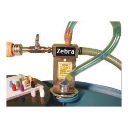 Zebra Skimmers - MIX 05120 - Economy Machinist Mixer, Mtl/Plstc, 2 In