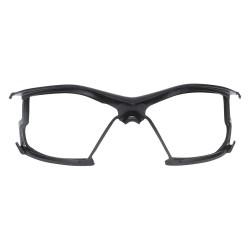 Wolf Peak - 9422 - Safety Glasses FoamGasket, Black, EVA Foam
