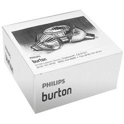 Philips - 0002004PK - 50 Watts Halogen Light Bulb, T11, 2-Pin (GY6.35), 900 Lumens, 4200K Bulb Color Temp.