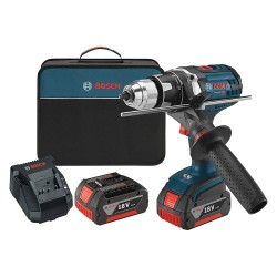 Bosch - DDH181X-01 - 18V Standard Li-Ion 1/2 Cordless Drill/Driver Kit, Battery Included