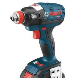 Bosch - IDH182-02 - Bosch IDH182-02 18-Volt 1/4-Inch 2.0Ah Brushless Socket Ready Impact Driver Set