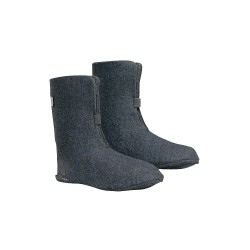 Lacrosse Footwear - 904000 - Wool Felt Iceman Boot Liner, Black, Height 10, Size 7
