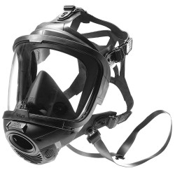 Draeger - R56200 - Lung Demand Valve Connection Full Face Respirator, 5 pt. Suspension