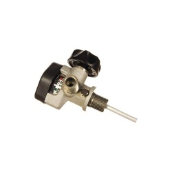 Draeger - 4052012 - Cylinder Valve, 4500 psi Valve, Gauge