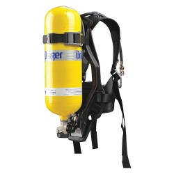 Draeger - 4046214 - Industrial SCBA, Mask, Mask Bag