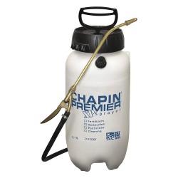 Chapin - 21220XPW - Handheld Sprayer, Polyethylene Tank Material, 2 gal., 45 psi Max Sprayer Pressure