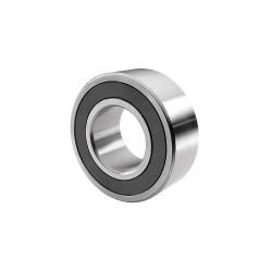 Bearings Limited - 5206 2RS/C3 PRX - Angular Contact Ball Bearing, 6400lb., NBR