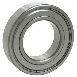 Bearings Limited - 1606 ZZ PRX - Radial Ball Bearing, Double Shield Bearing Type, 0.3750 Bore Dia., 0.9062 Outside Dia.