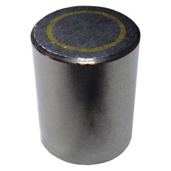 Storch Magnetics - 1292-T-08 - Alnico Holding Magnet, 1.43 lb. Pull