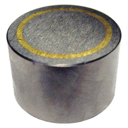Storch Magnetics - 1295-T-08 - Alnico Holding Magnet, 5.38 lb. Pull