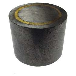 Storch Magnetics - 1298-T-16 - Alnico Holding Magnet, 22 lb. Pull