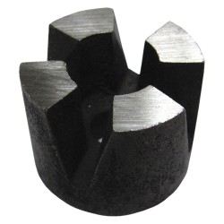Storch Magnetics - A025-1000 - Alnico Holding Magnet, 16 lb. Pull