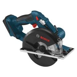 Bosch - CSM180B - Bosch CSM180B 18-Volt 5-3/8-Inch Soft-Grip Metal Circular Saw, (Bare-Tool)