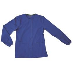 Landau Uniforms - 75229 - Warm Up Jacket, Womens, XS, Navy, PK12