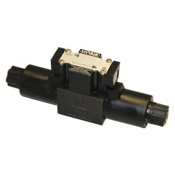 Chief - DO3S-2C-12D-35 - 9.04 x 1.81 x 3.48 Solenoid Operated Hydraulic Directional Valve