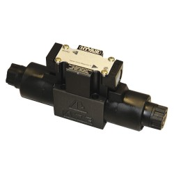 Chief - D03S-2B-12D-35 - 9.04 x 1.81 x 3.48 Solenoid Operated Hydraulic Directional Valve