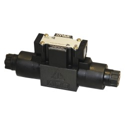 Chief - D03S-1A-115A-35 - 8.07 x 1.81 x 3.48 Solenoid Operated Hydraulic Directional Valve