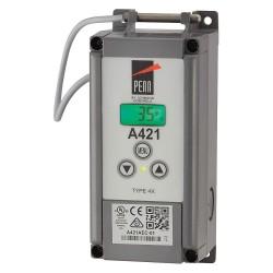 Johnson Controls - A421AEC-01C - Electronic Temp Control, SPDT, Gray