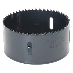 Greenlee / Textron - 825-3-3/4 - 3-3/4-Dia. Hole Saw for Metal, 1-5/8 Max. Cutting Depth, 4/6 Teeth per Inch