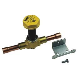 Ranco - 1068UL/4S - Refgn Solenoid Valve, Sweat 1/2in., Brass