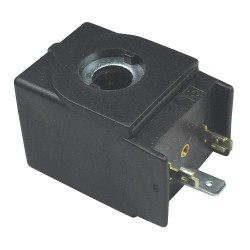 Ranco - 9105/RA6 - Solenoid Valve Coil, Term, Plastic