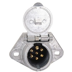 Velvac - 593084 - Socket, 7-Way