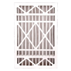 BestAir PRO - 5-1625-8-2 - 16x25x5 Air Cleaner Replacement Filter with MERV8; PK2
