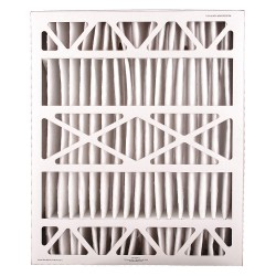 BestAir PRO - A201-SGM-BOX-11R - 20x25x6 Air Cleaner Replacement Filter with MERV11; PK2