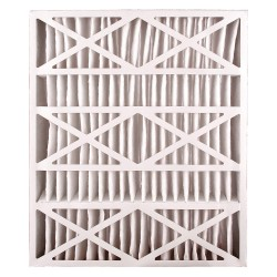 BestAir PRO - 5-2025-11-2 - 20x25x5 Air Cleaner Replacement Filter with MERV11; PK2