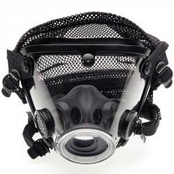 Scott / Tyco - 804069-21 - Full Face Respirator, Headnet Suspension, XL