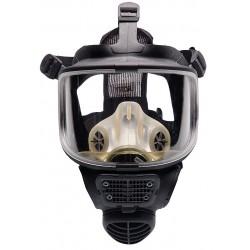Scott / Tyco - 013028 - Quarter Turn Connection Full Face Respirator, Headnet Suspension, S