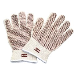 North Safety / Honeywell - 51/7147 - Grip-n Ambidextrous Knithot Mill Glove K/wrist