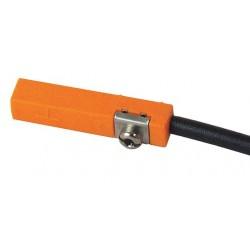 Ifm - MK5140 - AMR T-Slot Pneumatic Cylinder Position Sensor, Orange / Black