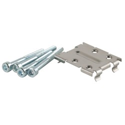 Ifm - E37340 - DIN Rail Mount, For Use With IFM PQ Series Pressure Switches