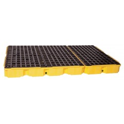 Eagle Mfg - 1686D - Spill Containment Platforms, Uncovered, 88 gal. Spill Capacity, 10, 000 lb.