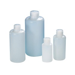 Bel-Art - 10620-0007 - Bel-Art Products 16 oz HDPE PRECISIONWARE Narrow Mouth Wash Bottle With Cap (12 Per Pack), ( Package )