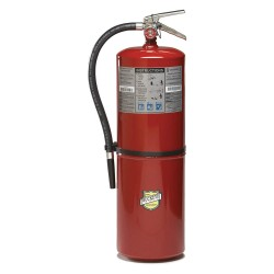 Buckeye Fire Equipment - 12905 - Dry Chemical Fire Extinguisher with 30 lb. Capacity and 31 to 34 sec. Discharge Time