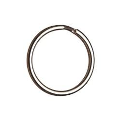Brady - 58973 - Brady Silver Metal Key Ring (10 ea), ( Package )