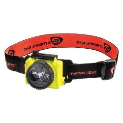 Streamlight - 61602 - LED Headlamp, Plastic, 50, 000 hr. Lamp Life, Maximum Lumens Output: 125, Yellow