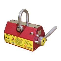 Techniks - ELM-300 - Lifting Magnet, 660 lb Flat, 300 lb Round