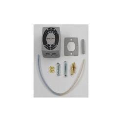 Telemecanique / Schneider Electric - 2212-118 - Thermostat, 2 Pipe, 50/90 Deg F