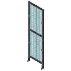 Faztek - 22130 - Safety Guarding Panel, 24 in W x 84 in H