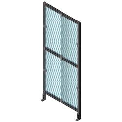 Faztek - 22131 - Safety Guarding Panel, 36 in W x 84 in H