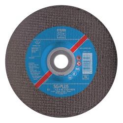 """Pferd - 63172 - 4-1/2"""" x 0.045"""" Depressed Center Wheel, Aluminum Oxide, 7/8"""" Arbor Size, Type 27, SGP-INOX"""
