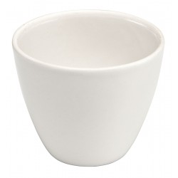 Chemglass - CG-1882-01 - 21mm Porcelain Crucible Tall Form