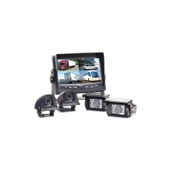 RVS Systems - RVS-062710 - Rear View Camera System, 20G, 480 TVL